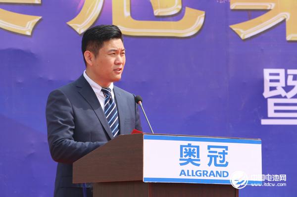 奥冠集团总经理孟祥辉