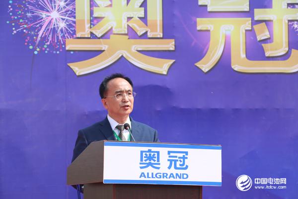 中国电器工业协会铅酸蓄电池分会理事长/沈阳蓄电池研究所所长张瑞