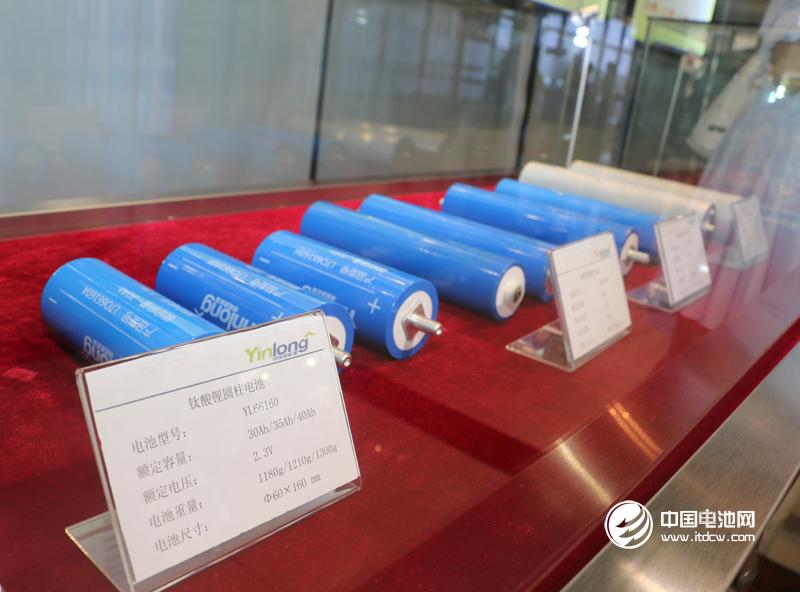 银隆钛酸锂电池