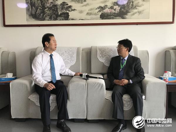 奥冠集团董事长孟繁友接受中国电池网独家专访