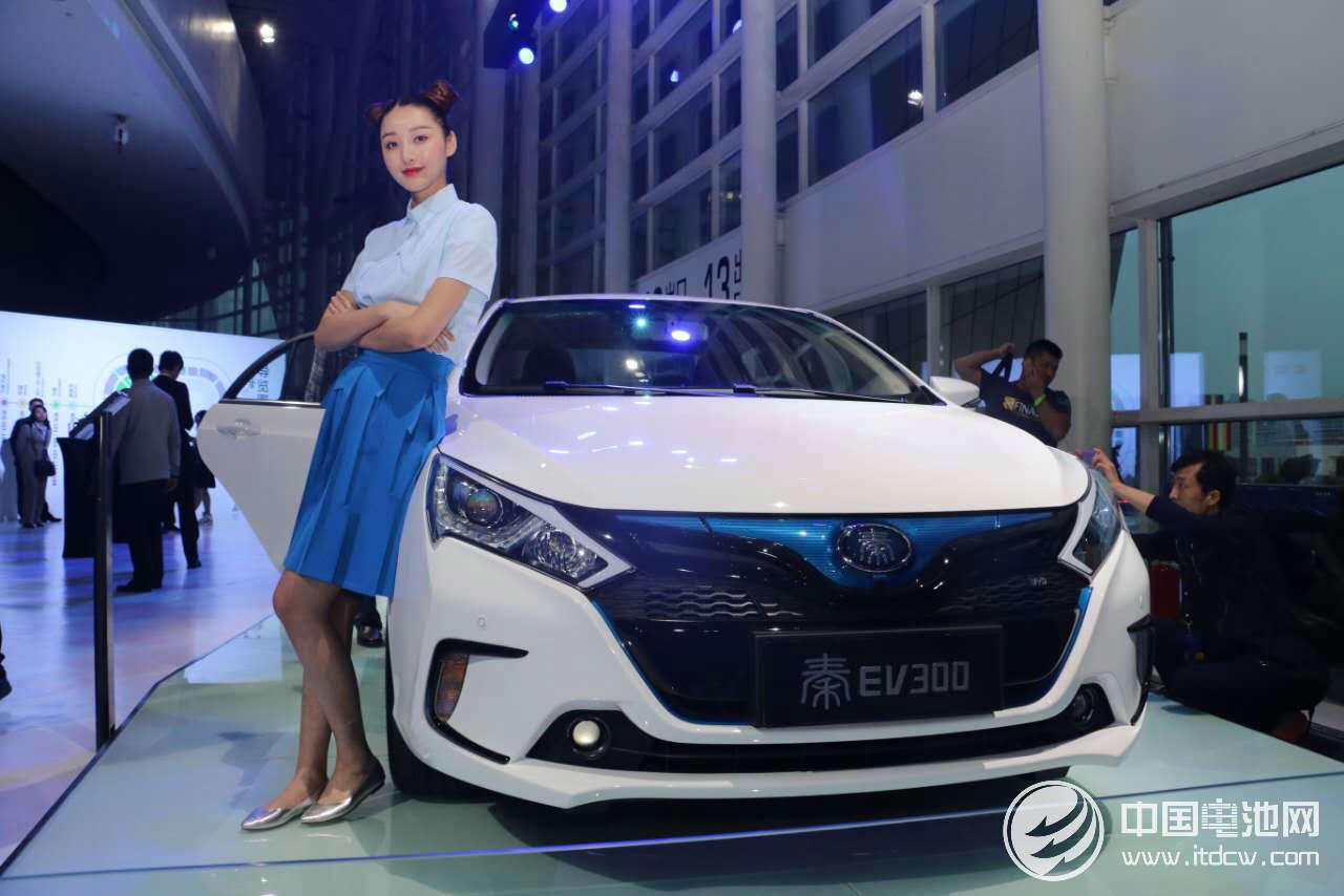 比亚迪新能源抢眼 中国车企集体竞技海外市场