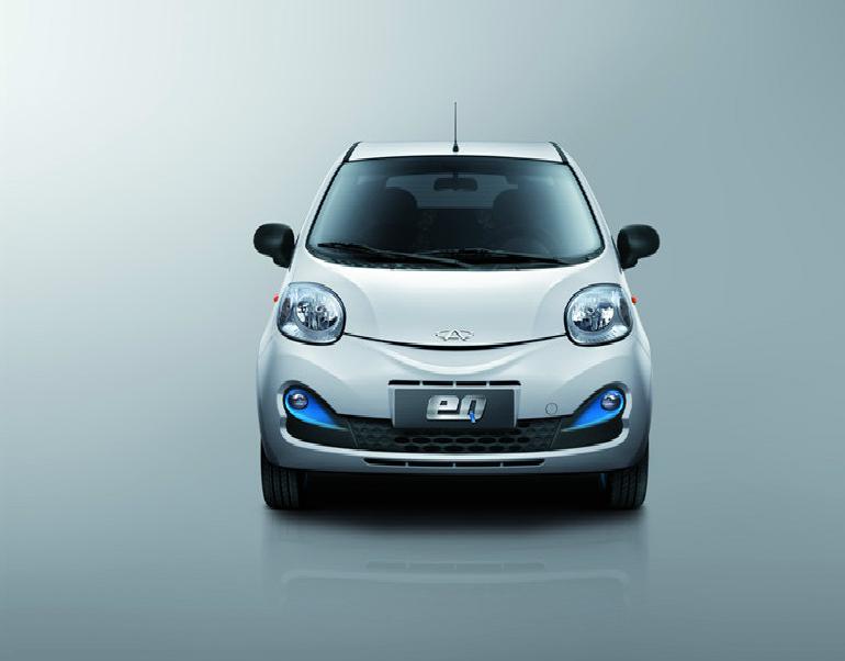 奇瑞新能源汽车4月销售2084辆 同比增长27.8%