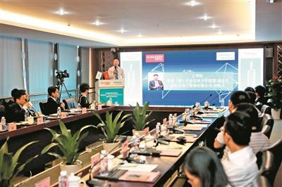 欣旺达与Siemens PLM Software战略合作签约仪式现场