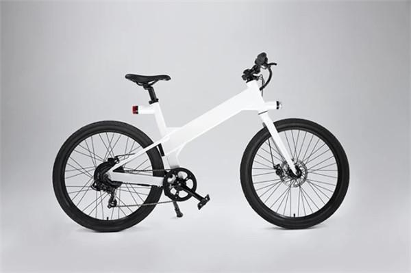 这款智能电动自行车厉害了:续航80公里而且很安全