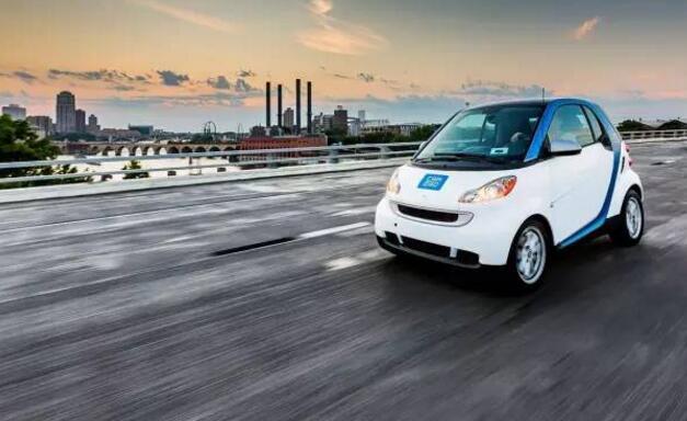 共享汽车使用频次多少? 报告:北京日均使用5.1次