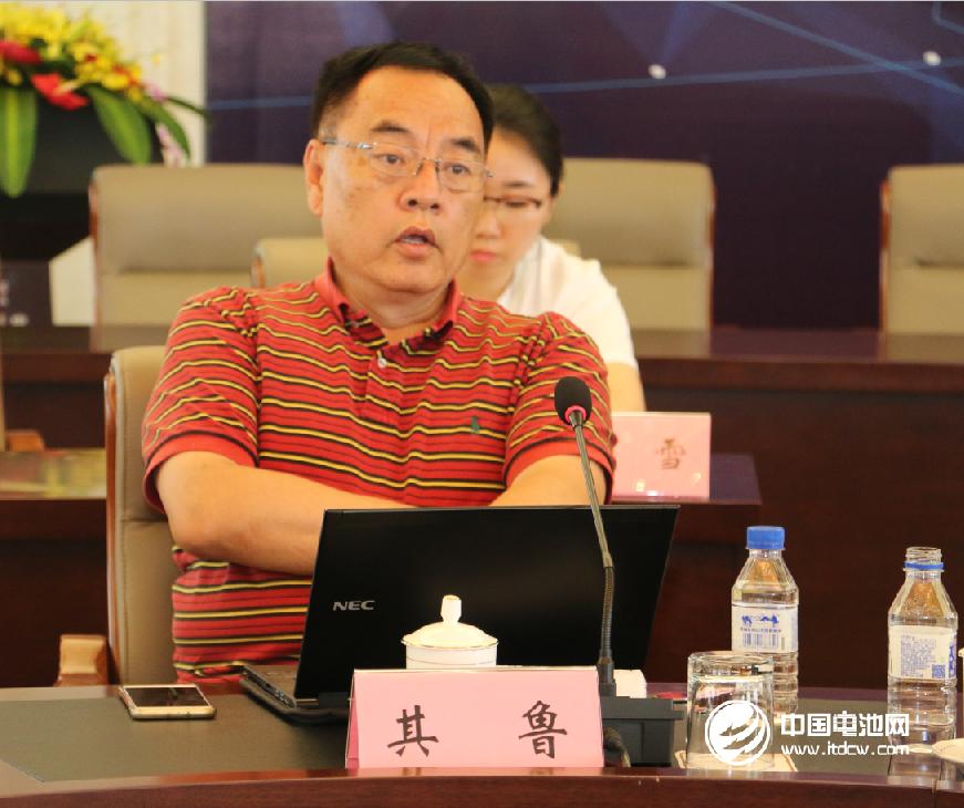 北京大学新能源材料与技术实验室教授其鲁