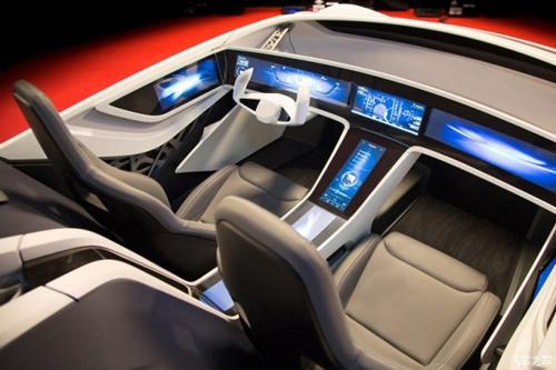 多家企业启动研发 智能驾舱发展驶入快车道