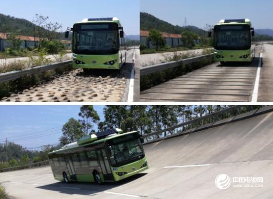 比亚迪纯电动客车可靠性路试