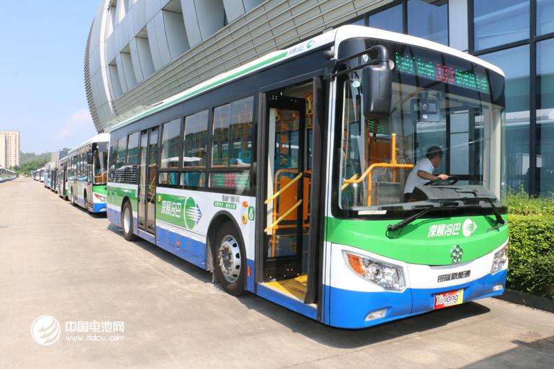 银隆新能源客车