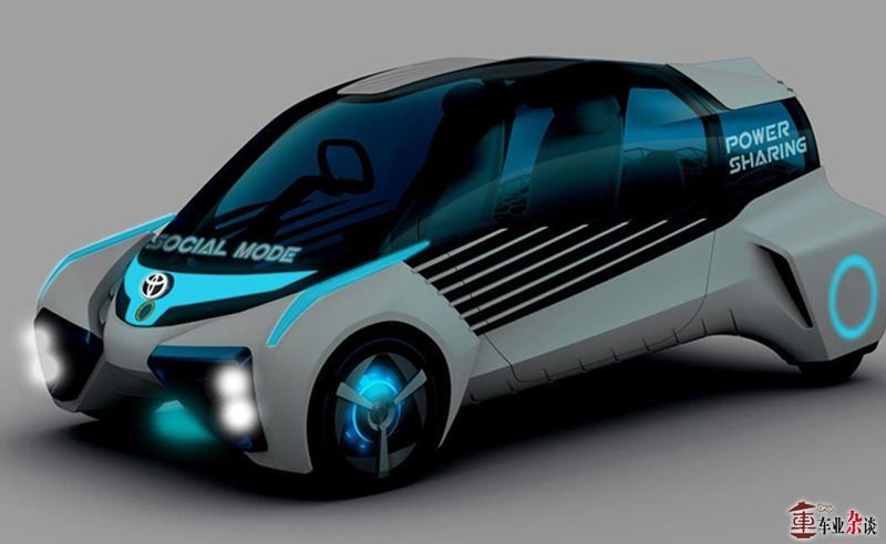 氢燃料汽车离我们究竟有多远?