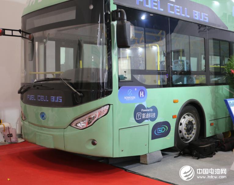 氢燃料电池城市客车