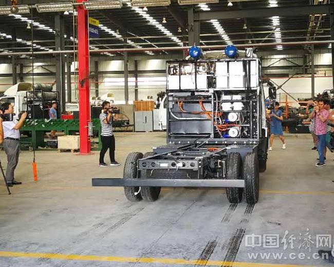 【燃料电池周报】亿华通燃料电池发动机项目投产!奔驰