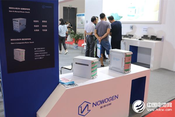 氢璞创能自主研发电堆新品 成本下降助推燃料电池产业规模化