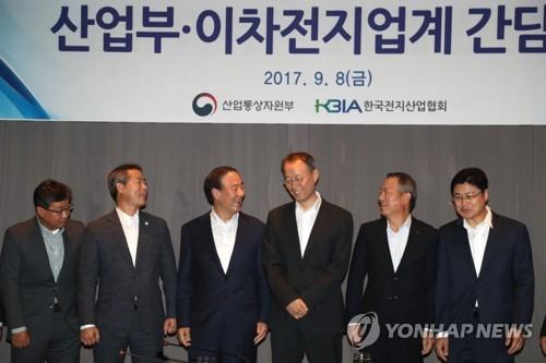 韩三大电池制造商将投资23亿美元 升级车载电池技术