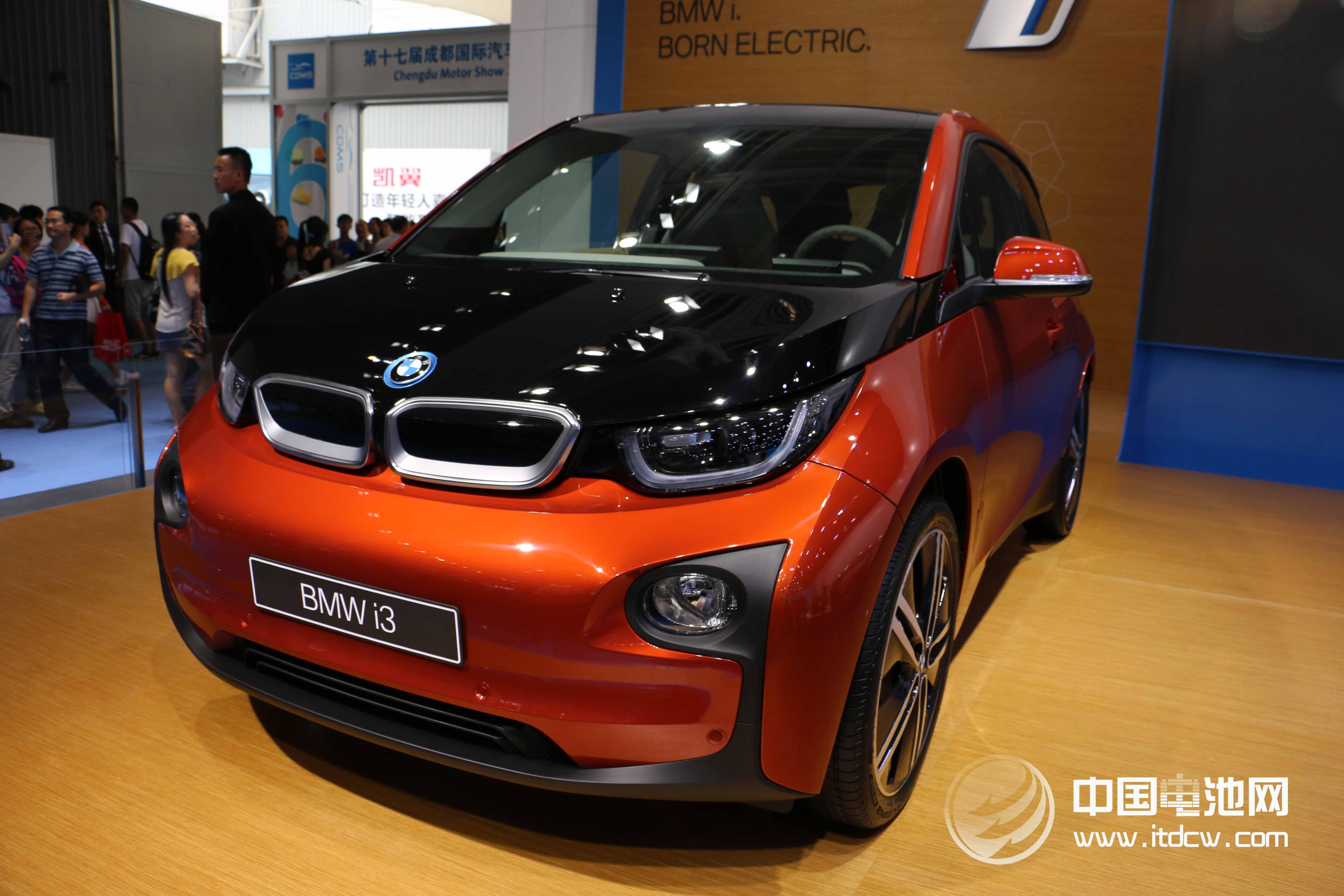 外资车企纷纷敲定电动化时间表 加速抢占中国市场