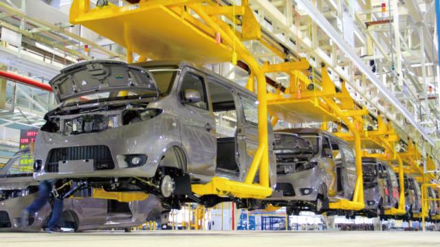 德国、日本制造跌落神坛 中国汽车工业拾阶而上