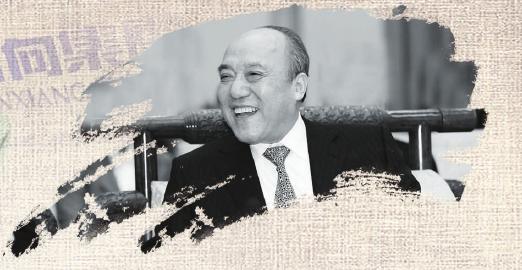 鲁冠球:中国制造业不朽丰碑 让世界认识真正的中国企业家