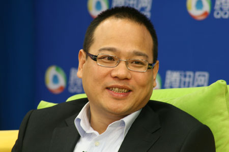 金沙江联合资本主管合伙人潘晓峰