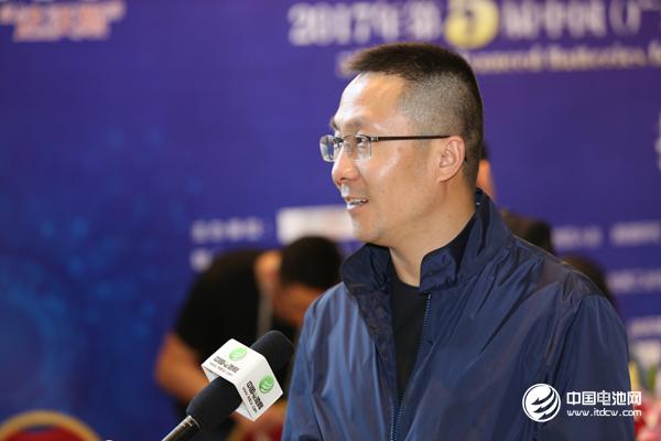 深圳市华宝新能源股份有限公司总经理孙中伟