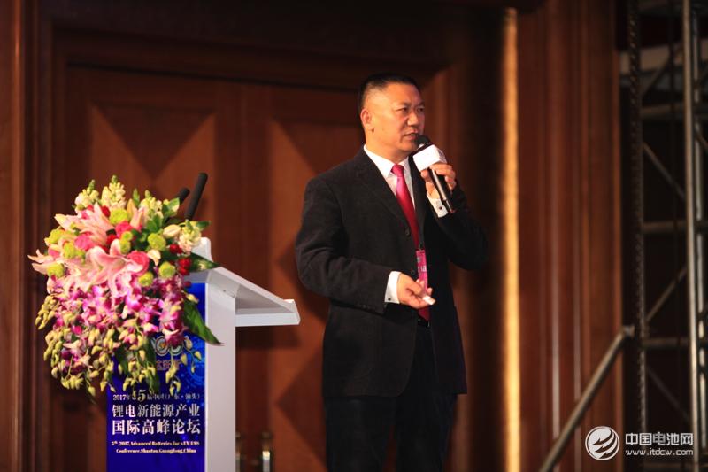 孙冬泉:锂电池隔膜行业投资过热 国产隔膜产量增幅超需求