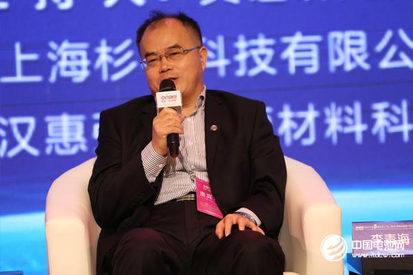 广东猛狮新能源科技股份有限公司副总裁李青海