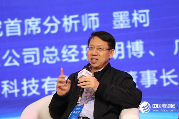 深圳市时代高科技设备股份有限公司董事长田汉溶