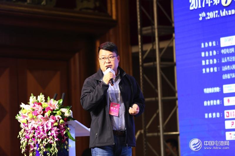 周宗林:加速推进智能制造 欣旺达动力电池产能达4GWH
