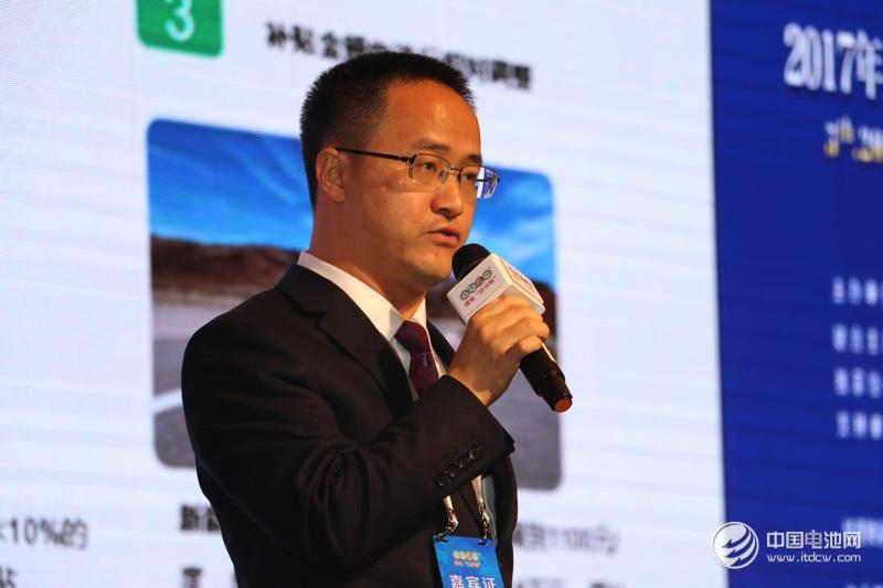钟孟光:动力电池产业面临分水岭 智能制造助力降本增效
