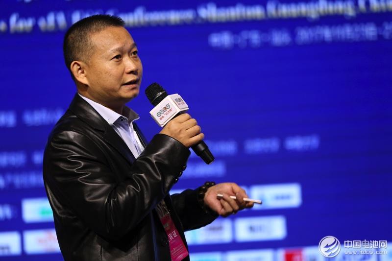 佛山金银河智能装备股份有限公司锂电装备事业部总经理李小云