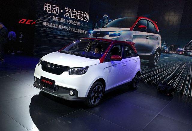 电咖汽车55亿整车项目落户浙江绍兴 率先投产A+级电动SUV