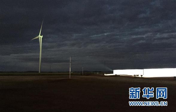 (外代一线)(2)特斯拉在澳大利亚建成世界最大锂电池蓄电站