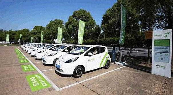 落地属性强依赖地方政策 共享汽车明年将洗牌