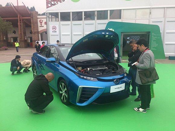 氢燃料电池汽车可取代电动汽车?面临成本等三座大山