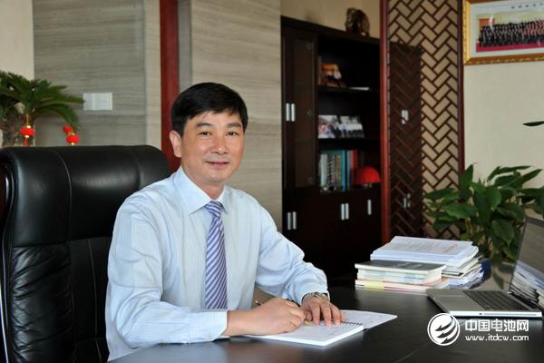 永兴特钢董事长、总经理高兴江