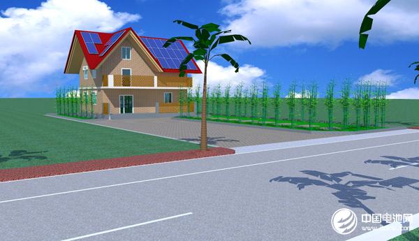 卢鸿智博士:彩色太阳能电池片为绿建筑增添推展动能