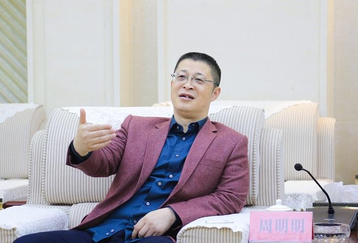 超威集团董事长 周明明