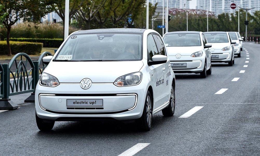 大众新能源汽车