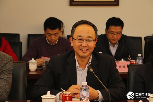 欣旺达副总裁梁锐
