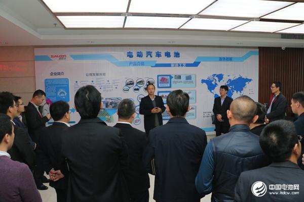 """创新驱动新能源世界进步 """"约局""""活动在欣旺达总部举办"""
