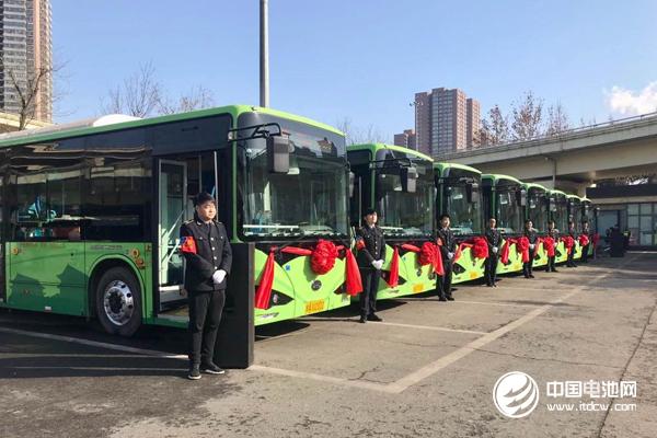 西北规模最大!西安再投1900辆比亚迪纯电动公交车