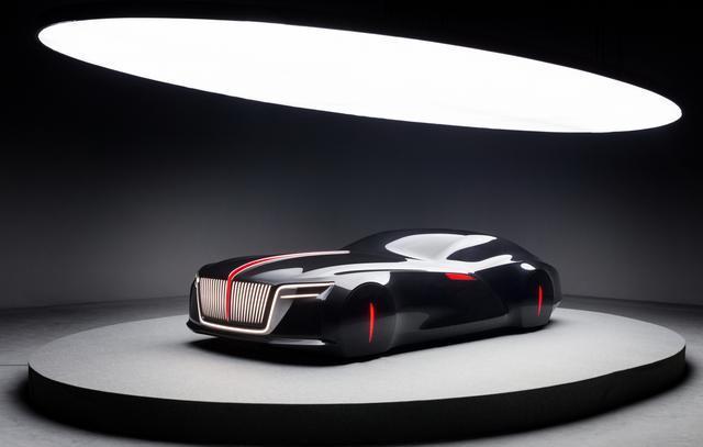 红旗改车标今年推首款新能源车 2025年推出15款电动车型