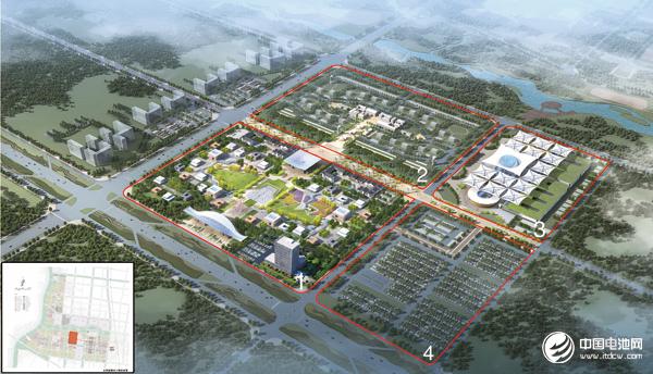奥冠新能源邀您共驻太阳能德州小镇科技园区