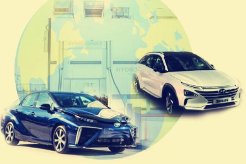 下一个风口!全球燃料汽车拉开产业化大幕