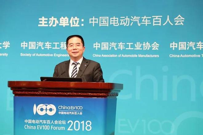 长安汽车董事长张宝林:2020年计划累计产销超50万辆新能源车