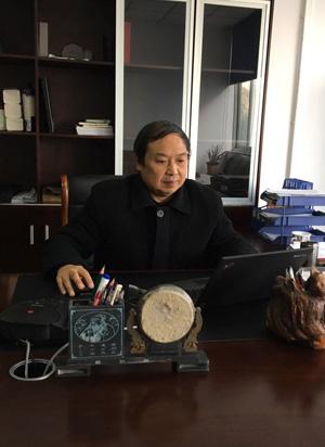 芜湖奇达动力电池系统有限公司 总经理 曹金龙