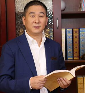 无锡中鼎集成技术有限公司 总经理 张科