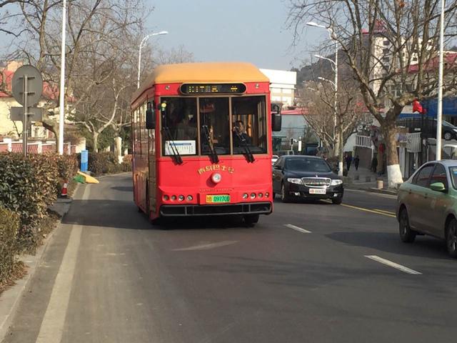 铛铛车将串联沿海一线和青岛老城区的主要景点