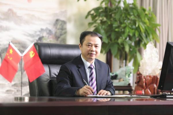 全国人大代表、天能集团董事长张天任