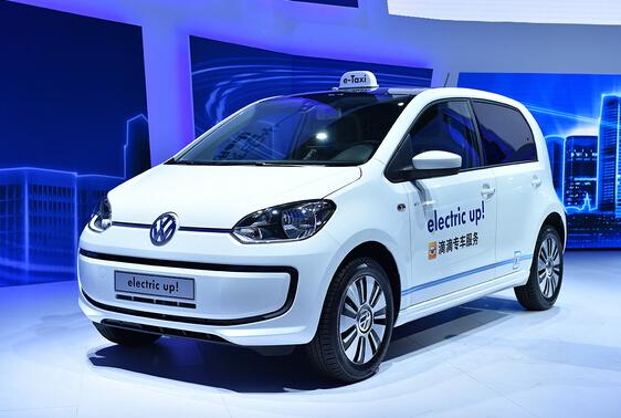 发力新能源共享汽车领域:滴滴融资100亿 全砸向出行生态?