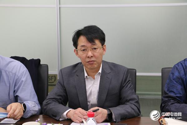 """锂电""""达沃斯""""论坛/电池百人会秘书长、中国电池网创始人/董事长于清教"""